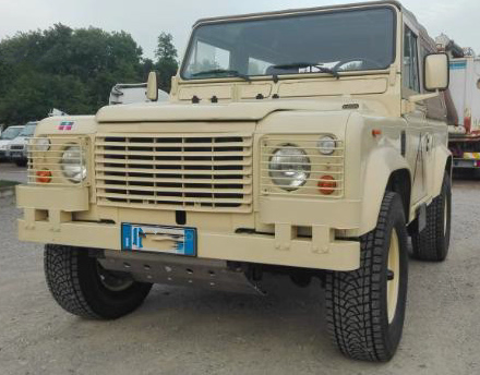 1993 LAND ROVER DEFENDER 90 SOFT TOP 200TDI LHD