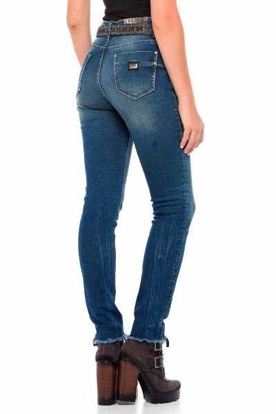 Jeans donna  Cipo&Baxx wd396