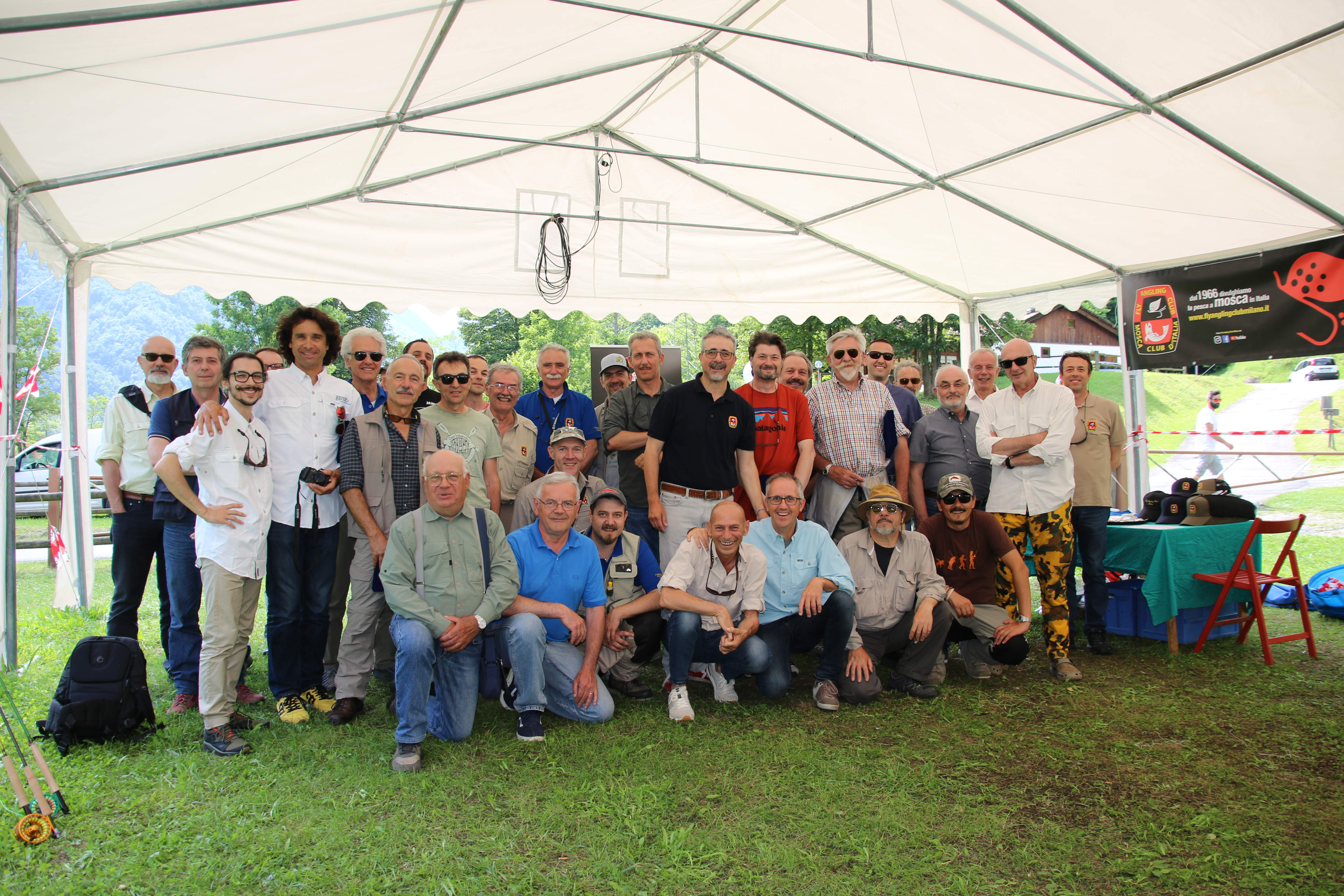 1° Raduno Nazionale Fly Angling Club 18