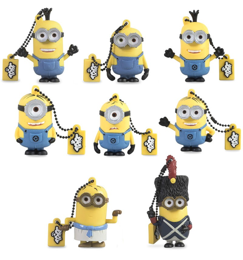 USB FLASH DRIVE MINIONS 16GB