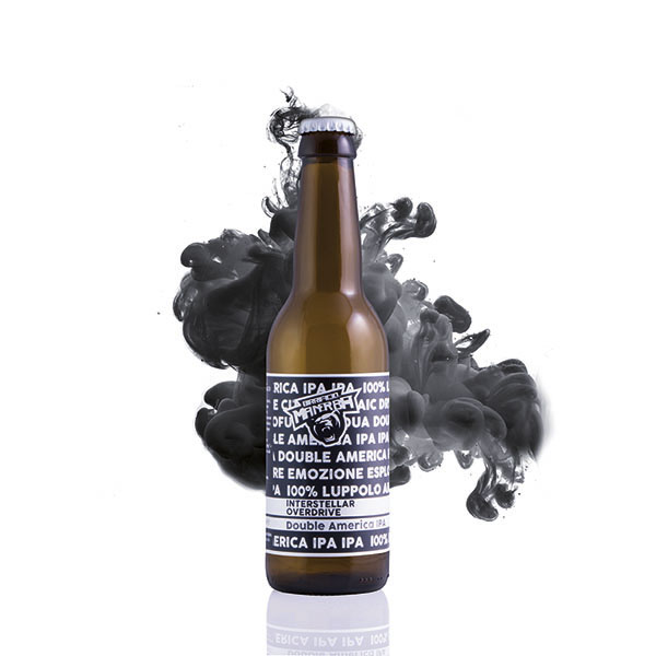 Birra Artigianale Manerba - INTERSTELLAR OVERDRIVE 33cl