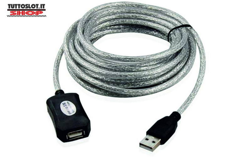 Cavo PC Bistbox usb 3 e 4,8m. e 5m. attivo - 3 and 4,8 meters PC to Bistbox cable and 5m active