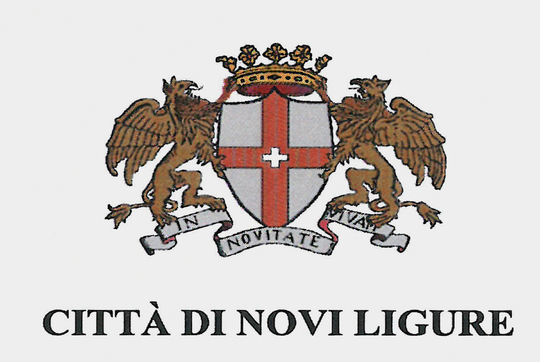 logo stemma città di novi ligure