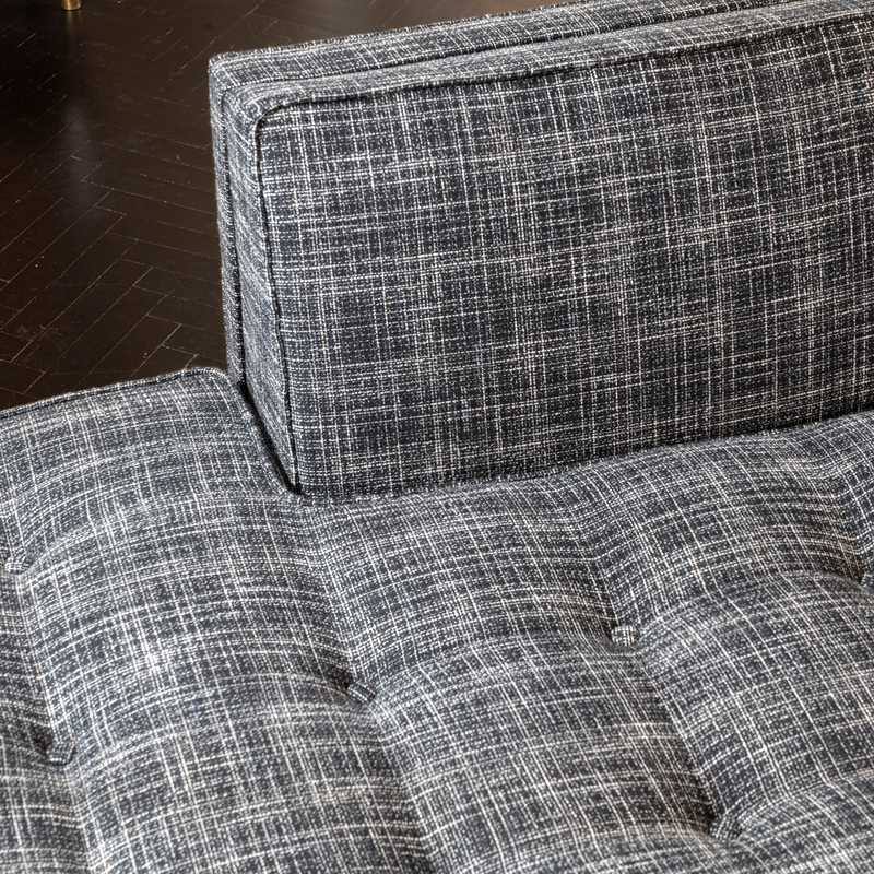 1950s Italian Three Piece Modular Sofa