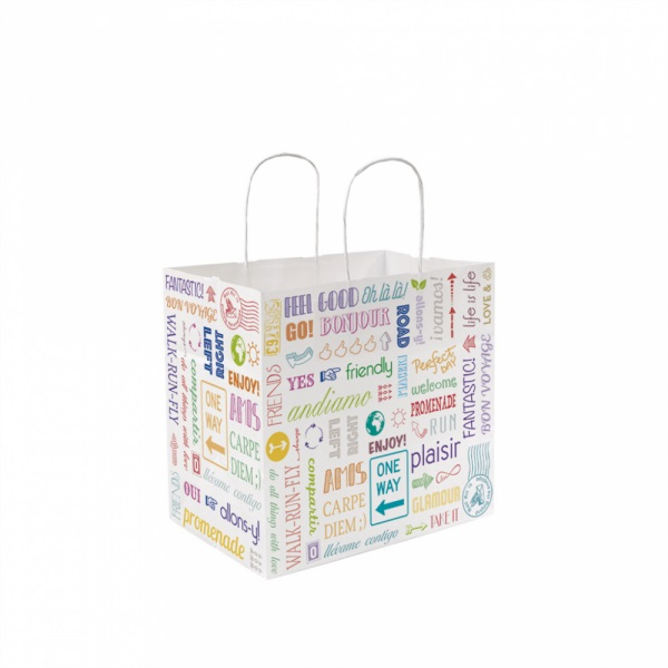 SHOPP CARTA 32+21X28 PAROLE