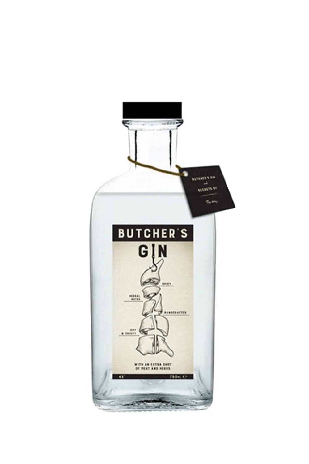 BUTCHER'S GIN - SPIRITS BY DESIGN