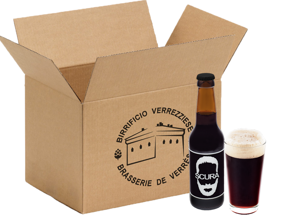 Birra Scura - 20 x 33 cL