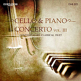 "CELLO & PIANO CONCERTO VOL. III (Flipper, 2015) Ristampa dell'album ""Composers Vol. III"""