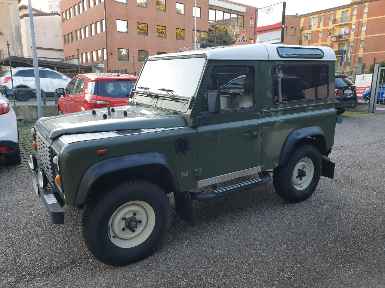 1993 LAND ROVER DEFENDER 90 200 TDI LHD