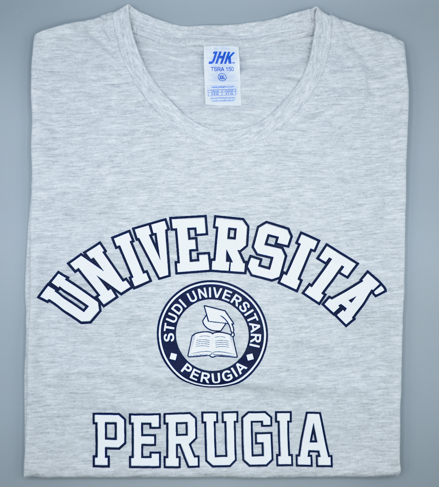 T-shirt Perugia Università