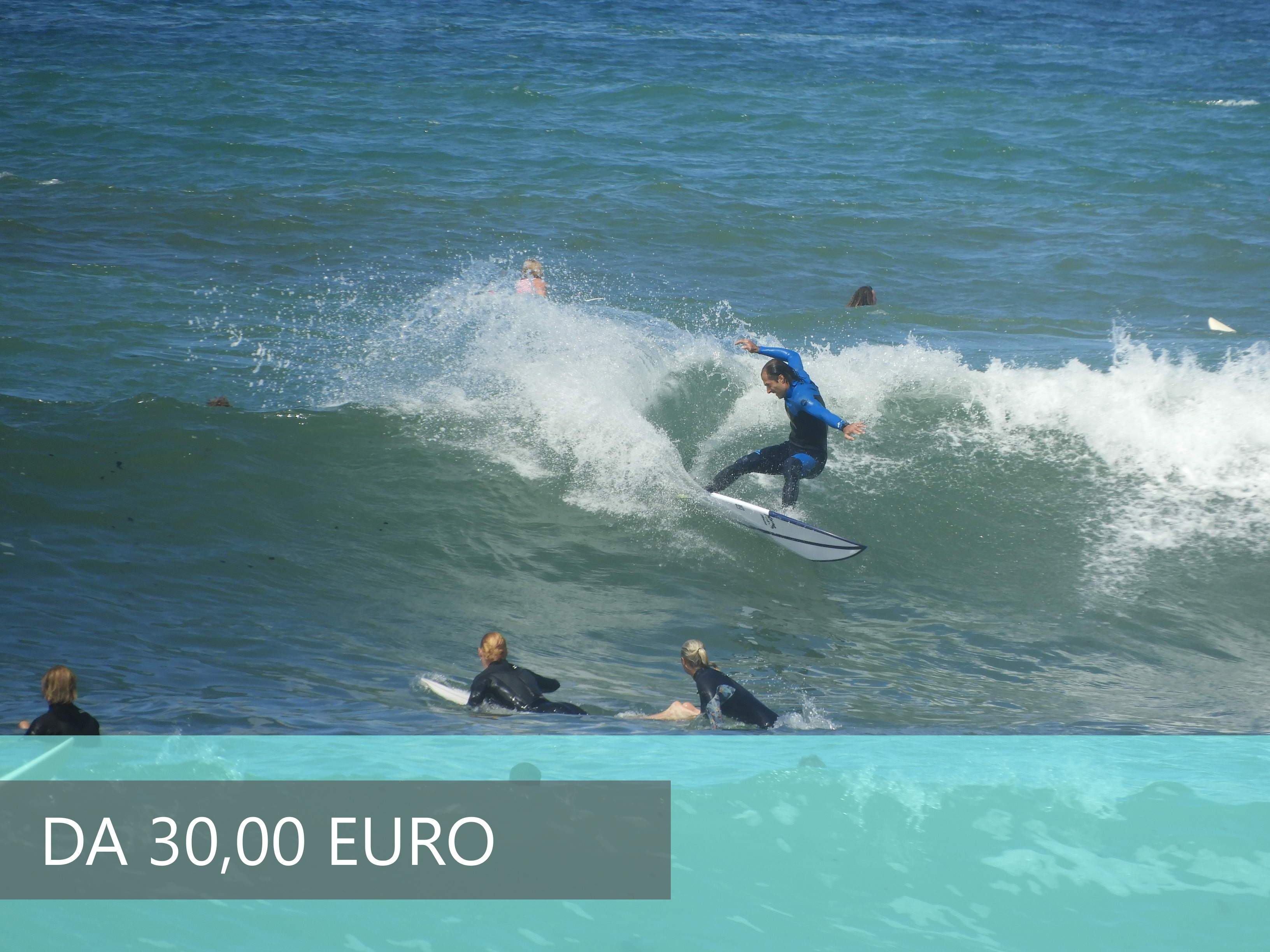 COUPON CORSI SURF INTERMEDIO/AVANZATO