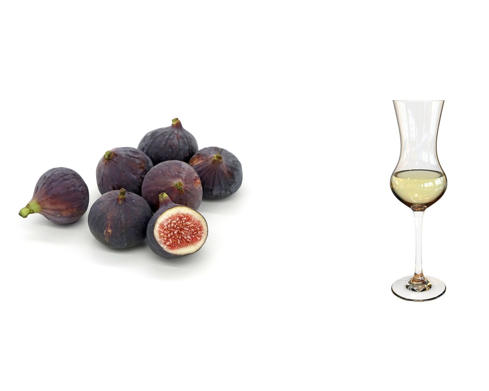 FICHI SCIROPPATI ALLA GRAPPA BARRIQUE – FIGS IN SYRUP WITH GRAPPA BARRICADE