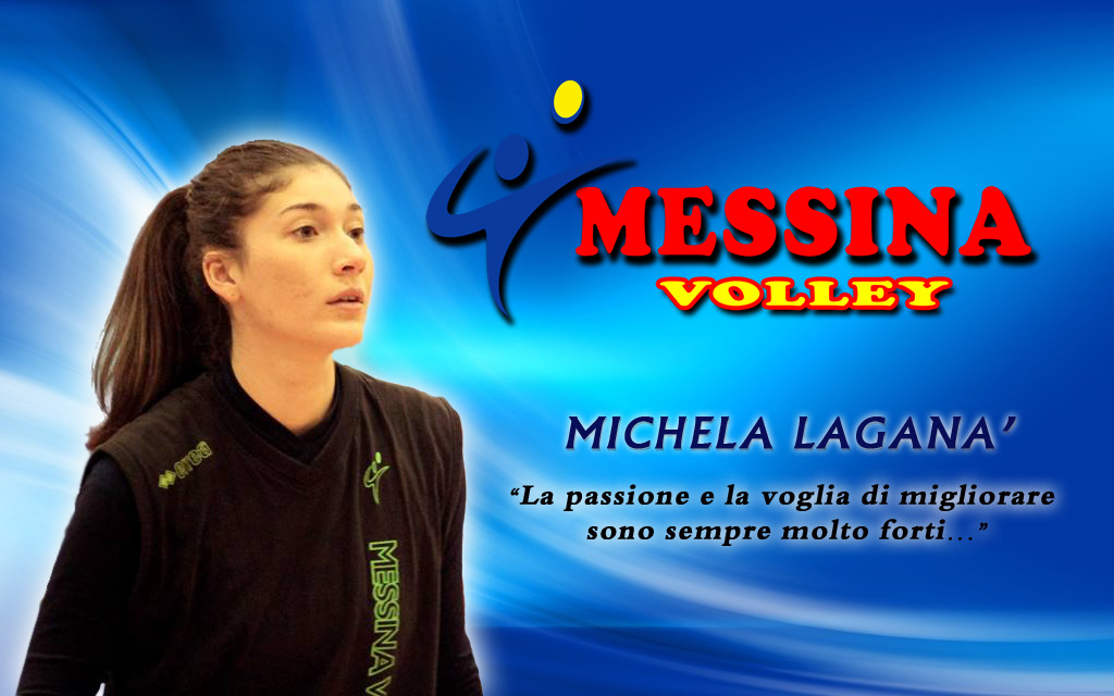 Il Messina Volley conferma Michela Laganà in cabina di regia