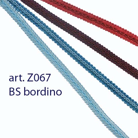 Bordino  h 11 mm circa art Z067