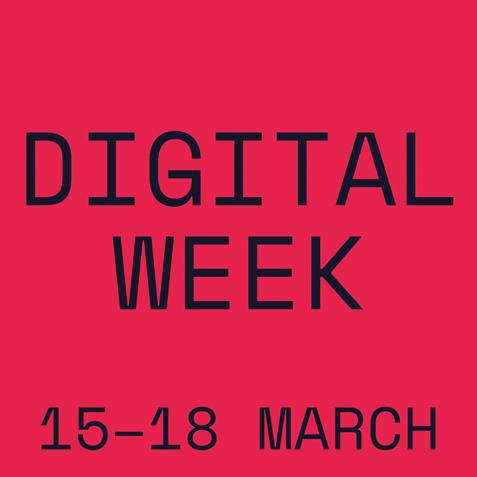 milano digital week 15 - 18 marzo 2018