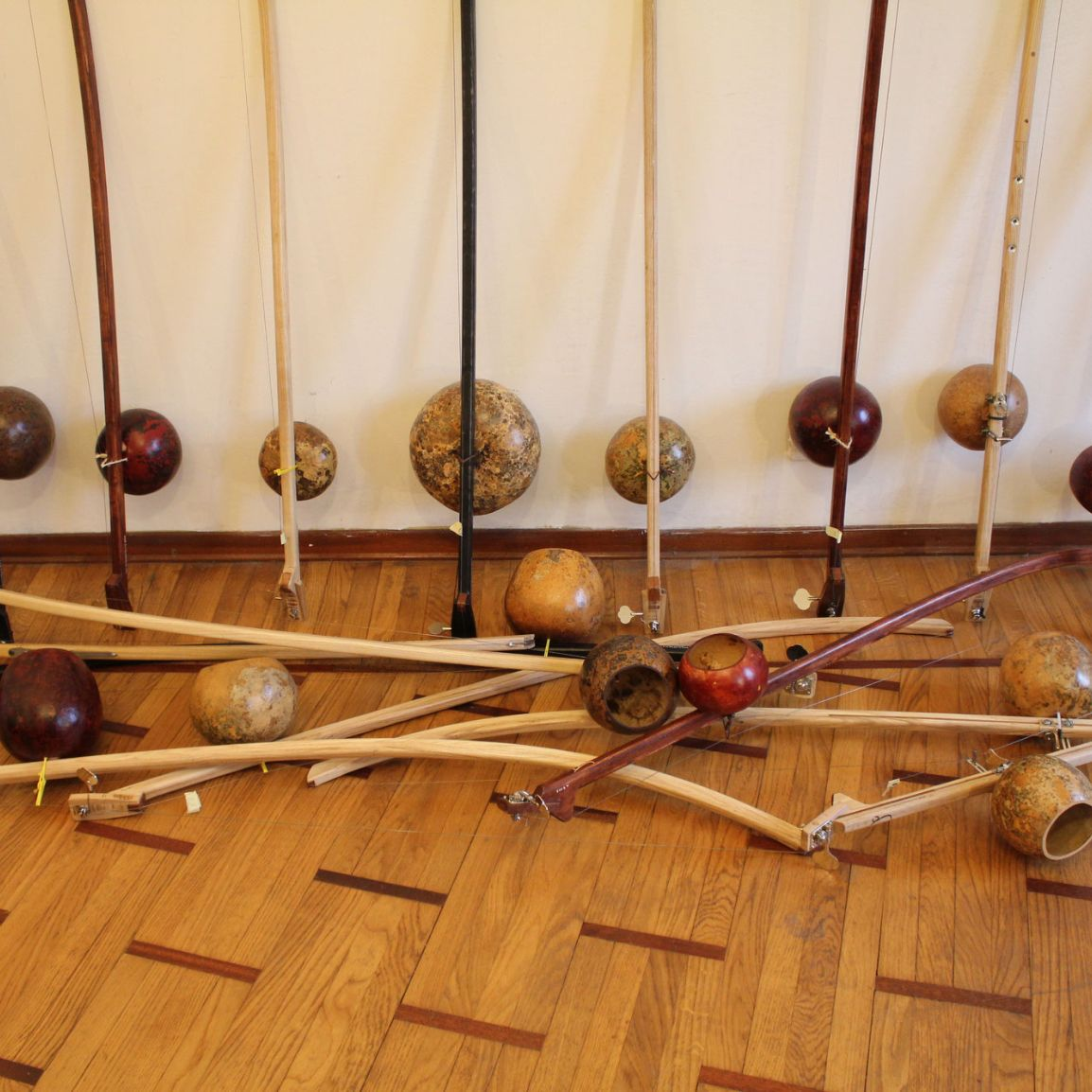 Composing through Berimbau