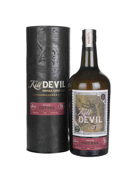 Kill Devil Guyana aged 11 years – Port Ellen finish