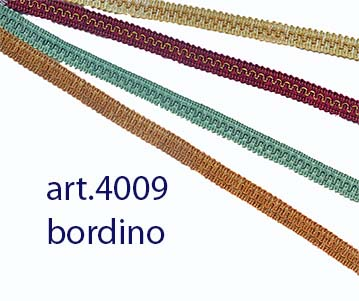 Bordino h  11 mm circa art 4009