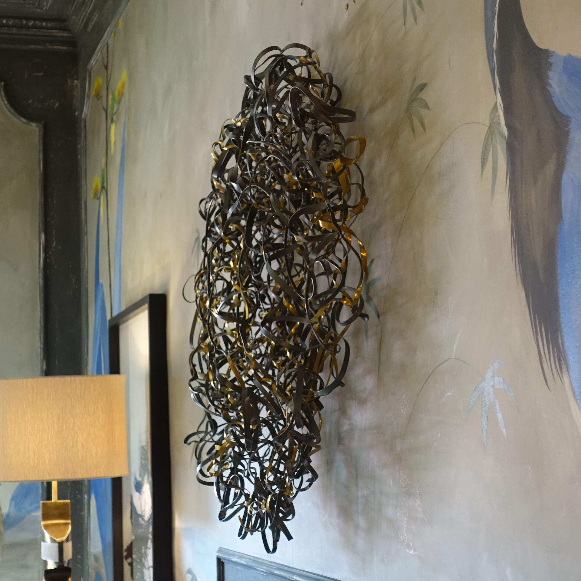 Marco Croce Metal Wall Art, Italy 2021