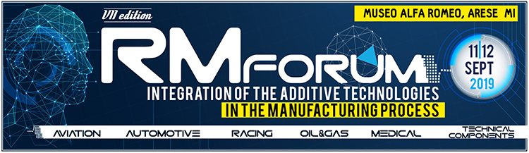 RM FORUM 2018_AdditiveTechnologies