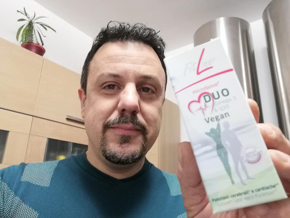 26/01/2020 - DUO VEGAN (Omega 3 e Q 10)