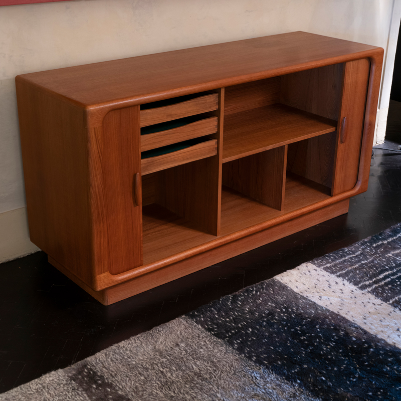 1960s Danish Sideboard by Dyrlund