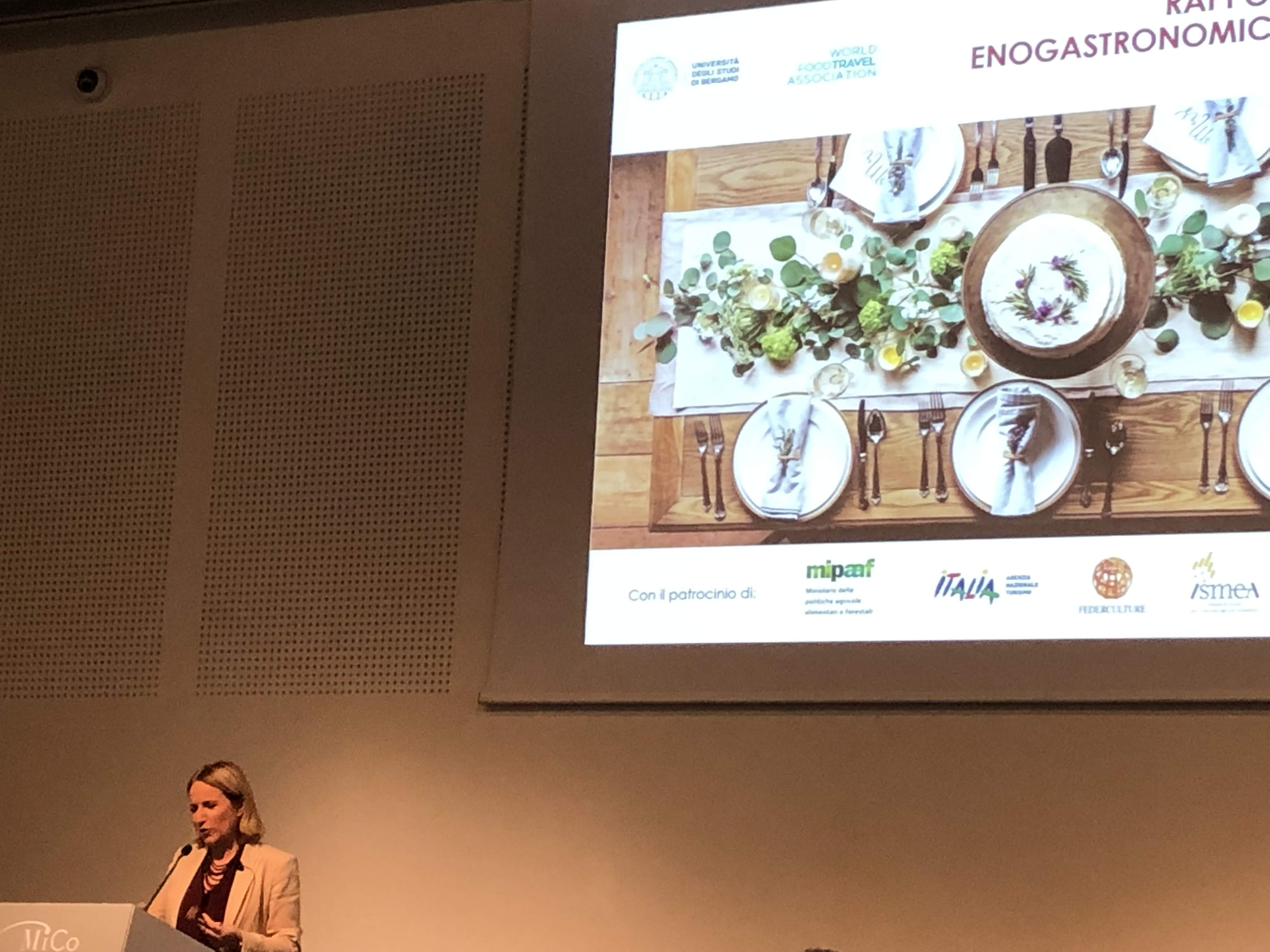 Una giornata al Food Tourism Day - BIT 2019