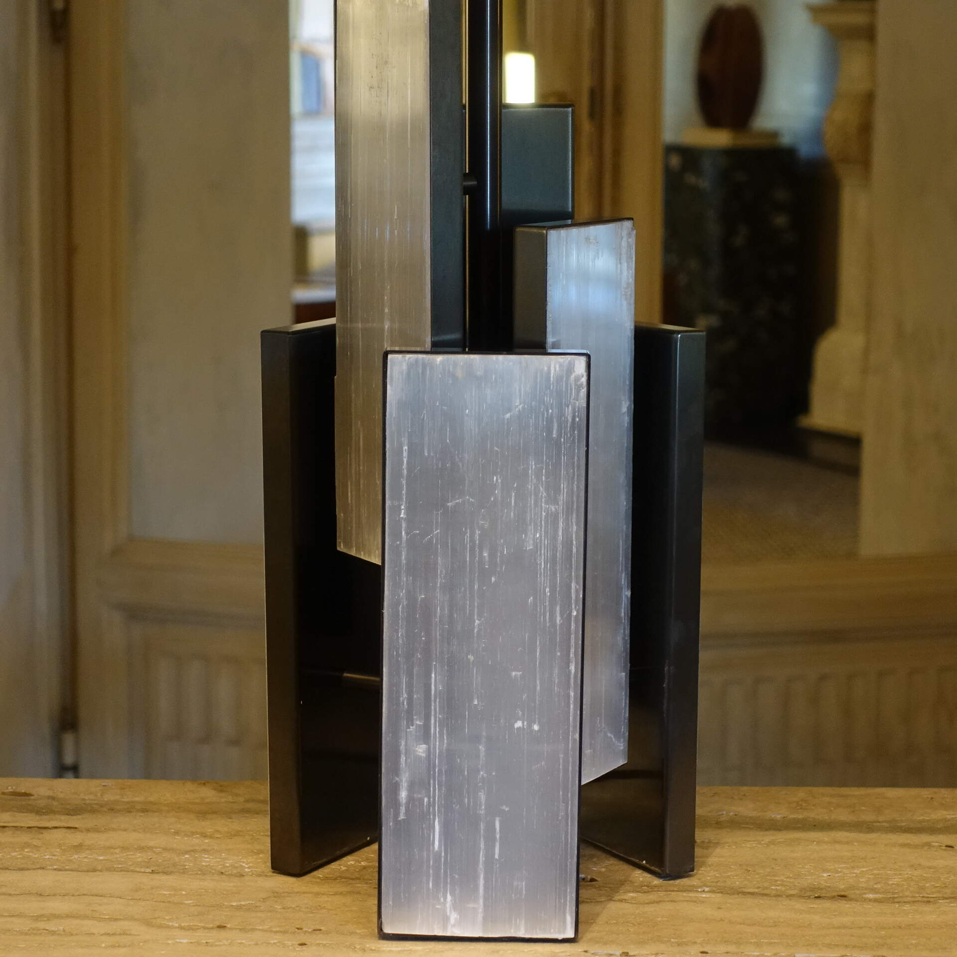"Flair Edition ""SELENITE"" Table Lamps"