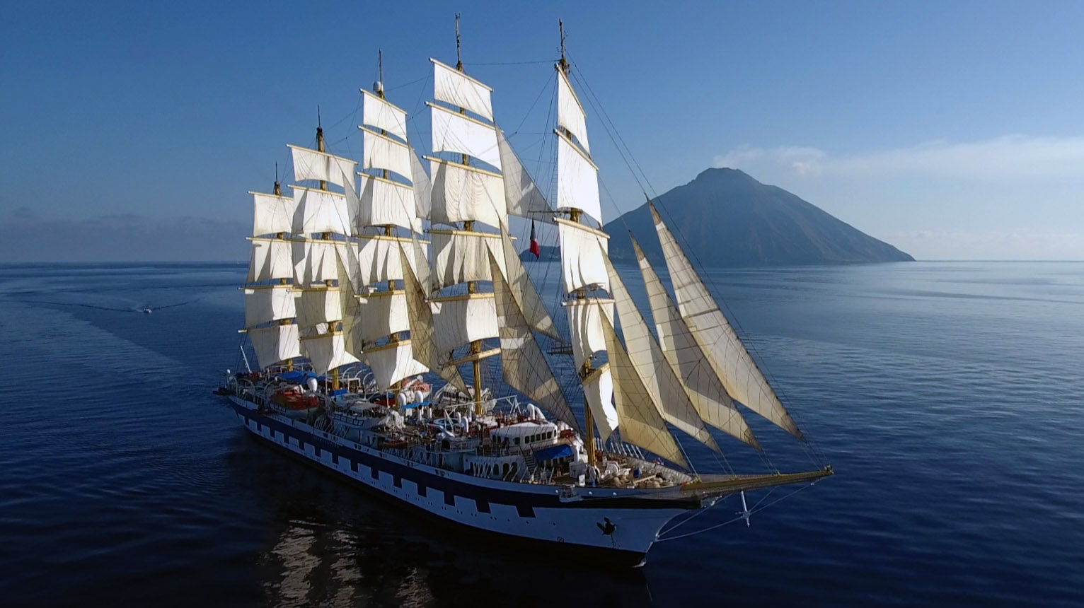 Star Clippers: una Crociera unica