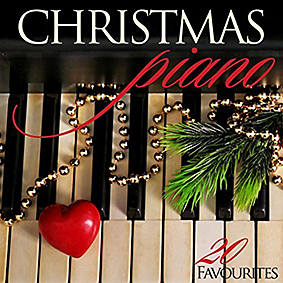 20 PIANO CHRISTMAS FAVOURITES (GBMUSIC, 2016)