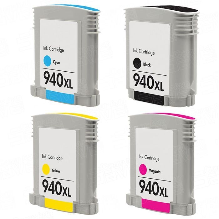 HP Multipack 940XL Compatibili