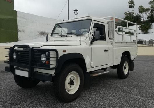 1999 LAND ROVER DEFENDER 110 Pick Up TD5 LHD