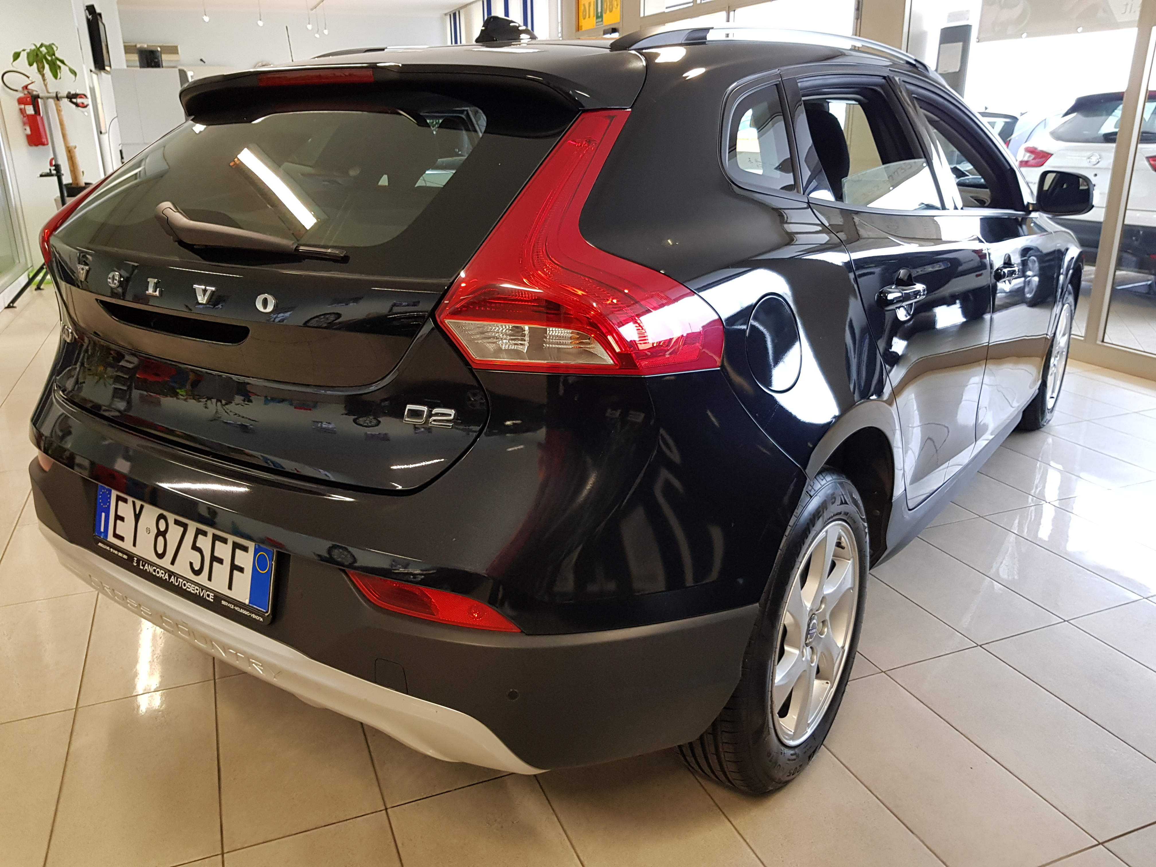 Volvo V 40 Cross Country D2 Aut
