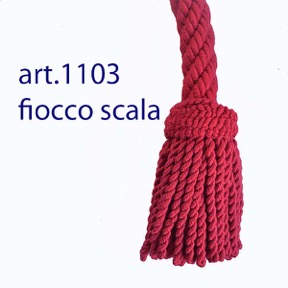 Fiocco scala h 20 mm circa art 1103