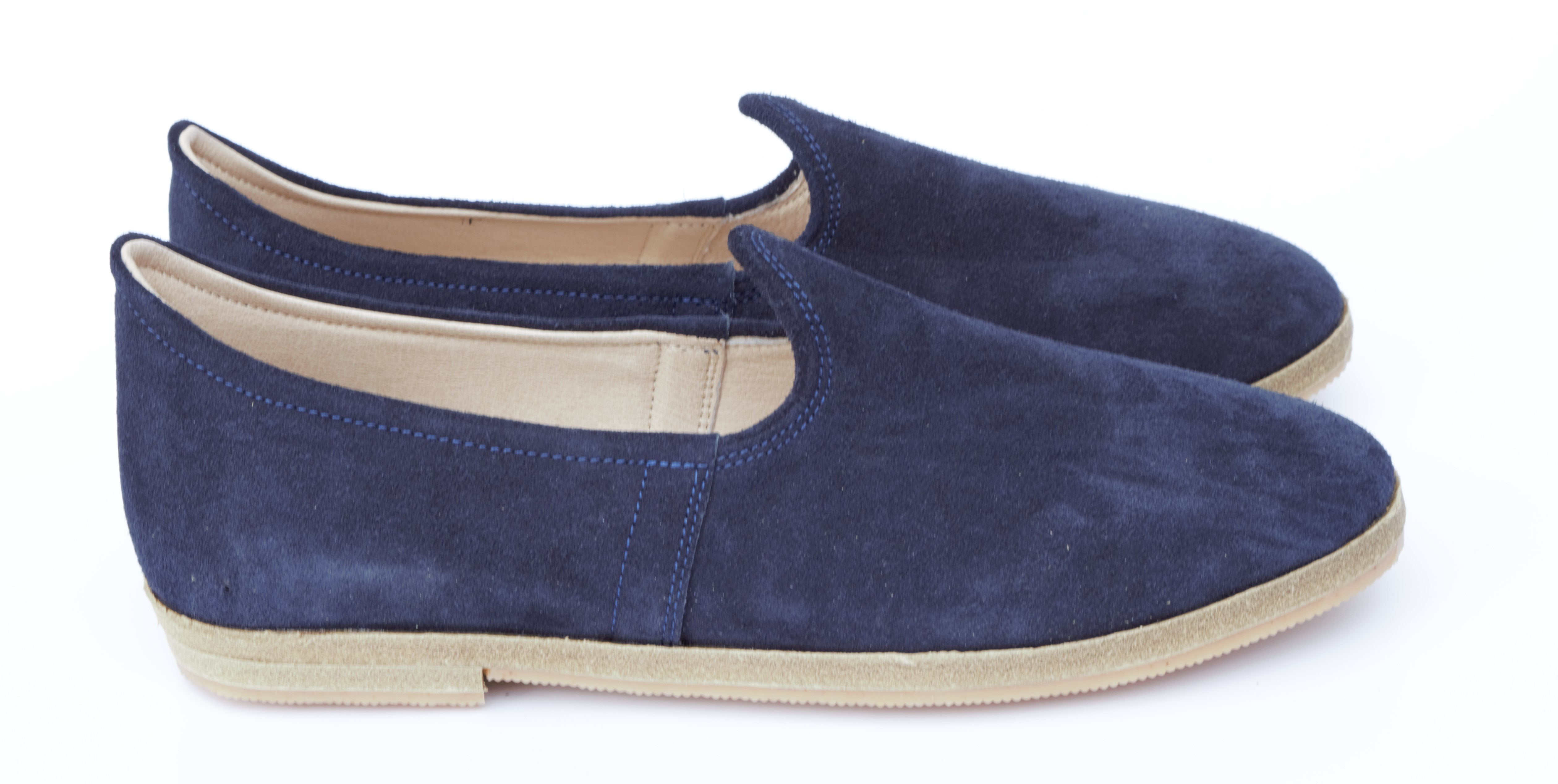 Furli Suede Blue Woman