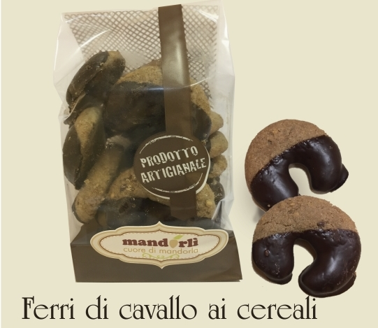 Ferri di Cavallo ai cereali - Horseshoes with cereals
