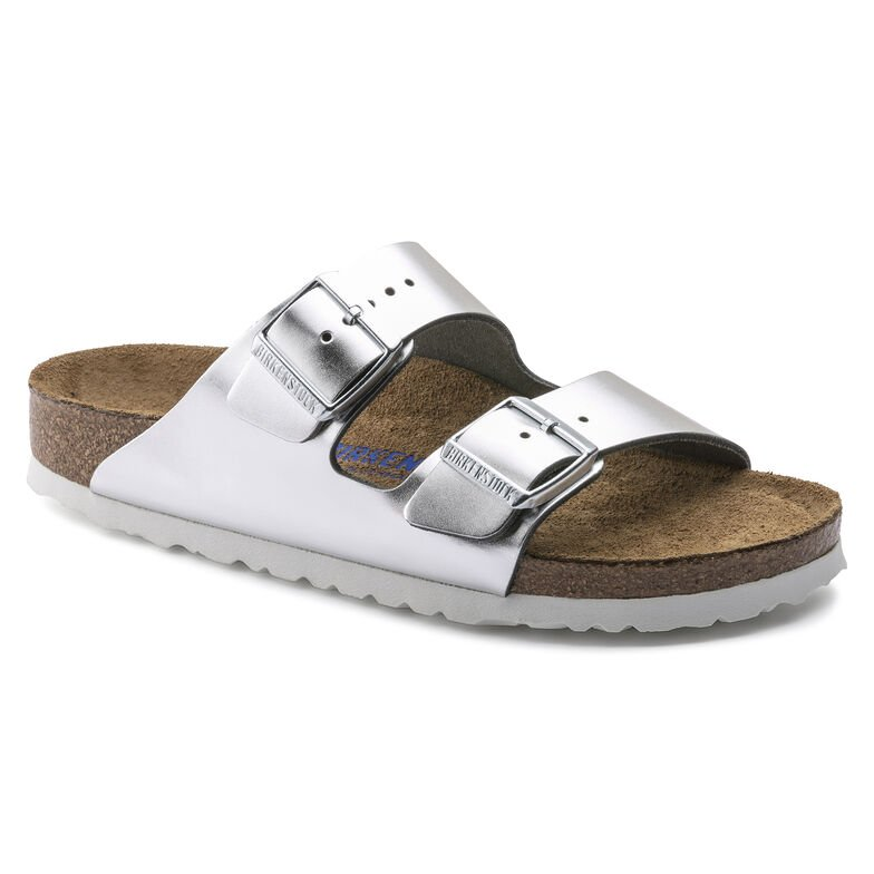Birkenstock Arizona Soft Footbed Leather