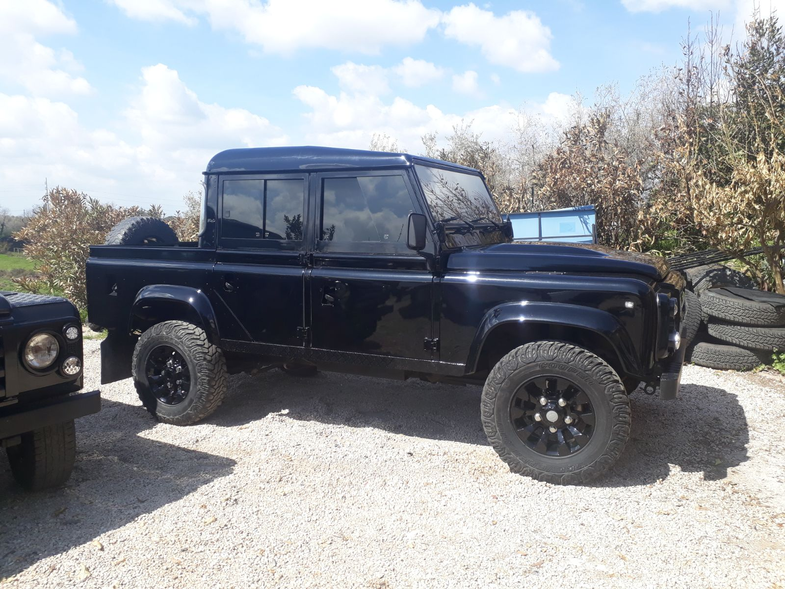 1986 LAND ROVER 110 Pick Up V8 LHD