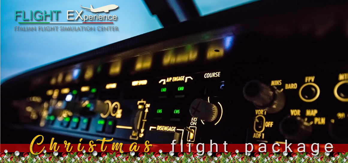 Christmas Flight Package