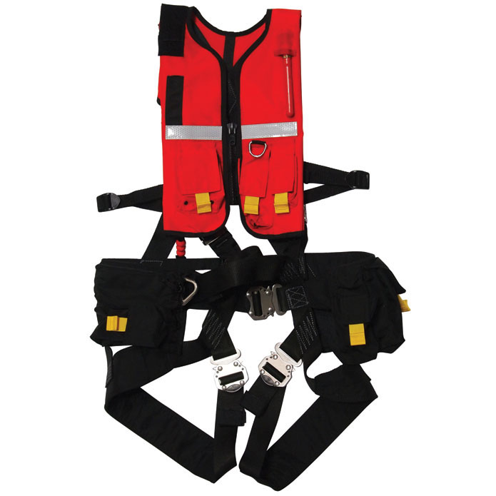 497 harnesses and safety belts accessories for rescuers, lifting