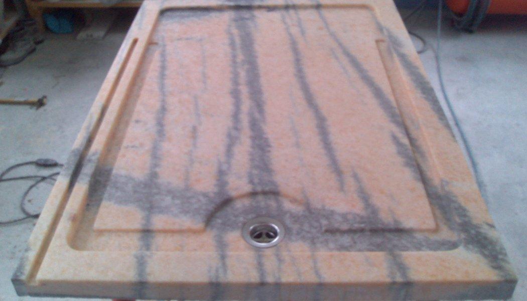 Produzione lavabo pavimenti rivestimenti piatto doccia top per bagni marmo rosa - Pavimenti per doccia ...