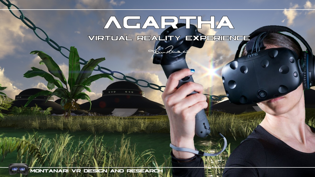 Agartha Vr 3D Simulation