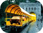 Treno Auto Iselle Briga
