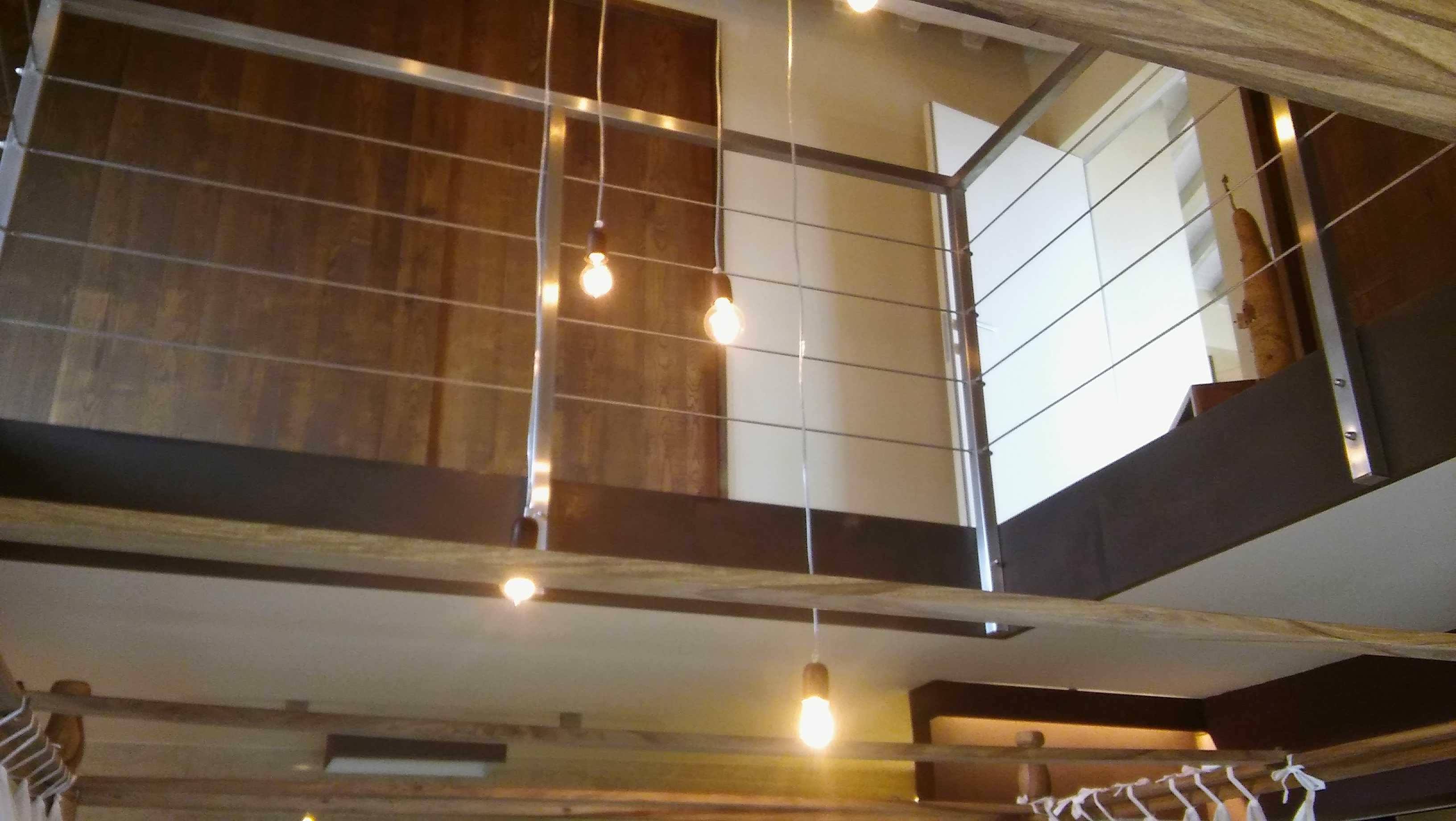 Cancelli e ringhiere - Ringhiere in ferro per interni ...