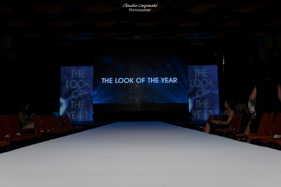 The Look Of The Year: Fashion Awards 2015 # Catania 09.2015