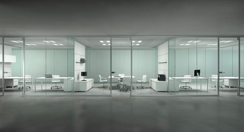 Design Ufficio Moderno : Uffici design trendy chi siamo news uffici negozi arredo store