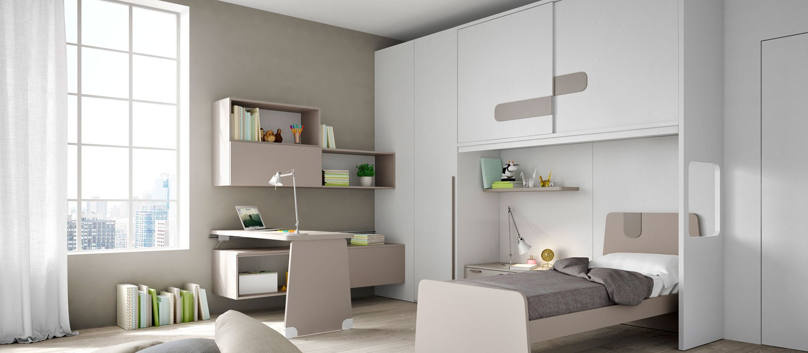 Tamemobili for Camere per ragazzi design