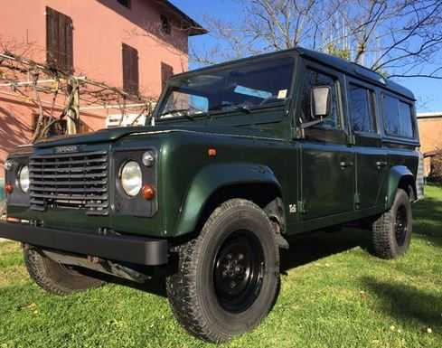 1998 LAND ROVER DEFENDER 110 300TDI LHD