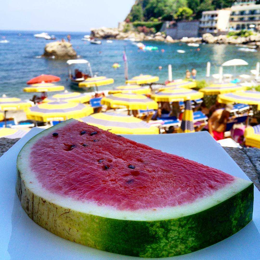 Mazzaro Beach Taormina