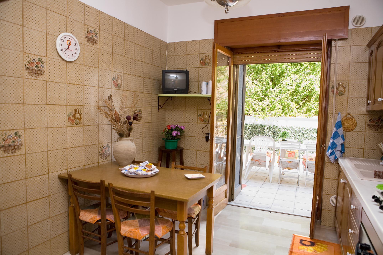 Sale colazione - Cucina balcone condominio ...